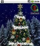 Fondo de Pantalla de Navidad para Android, Christmas Tree Live Wallpaper apk 3