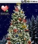 Fondo de Pantalla de Navidad para Android, Christmas Tree Live Wallpaper apk 1