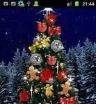 Fondo de Pantalla de Navidad para Android, Christmas Tree Live Wallpaper apk 2