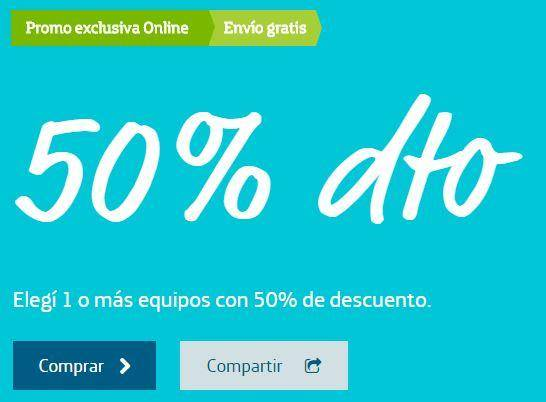 Celulares en Promoción para el Dia de la Madre en Movistar Argentina 1