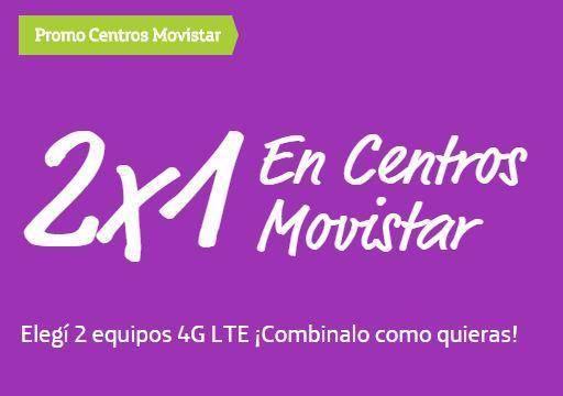 Celulares en Promoción para el Dia de la Madre en Movistar Argentina 2