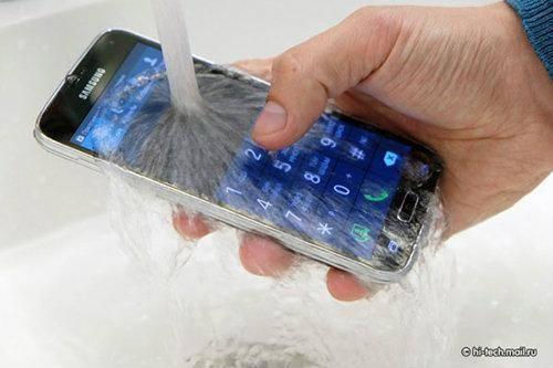 Los 15 mejores telefonos inteligentes a prueba de agua 2