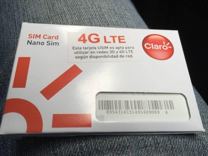Como Activar un Chip 4G de Claro y Saber mi numero de Linea