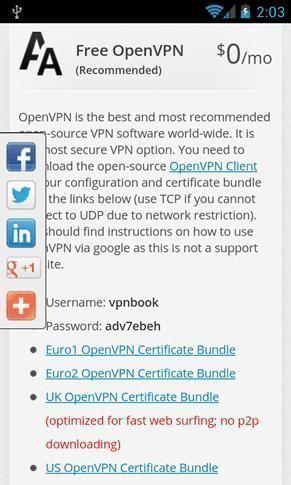 Como Configurar OpenVPN en Android (VPN Gratis) para usar una IP de EEUU 4