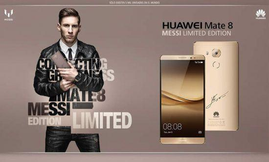 Huawei Mate 8 Messi Edition 1