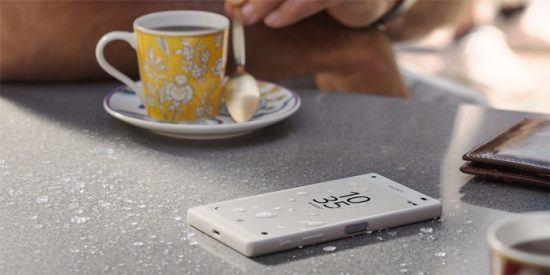 Los 5 mejores celulares a prueba de agua del momento 2