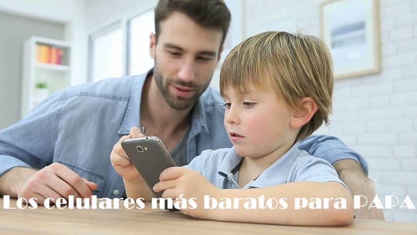 Los Celulares mas Baratos para el Día del Padre (Claro, Personal y Movistar) 16