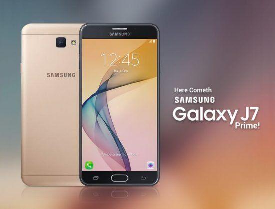 aae5e6d2389 El Samsung Galaxy J7 Prime tiene pantalla 1080p de 5.5 pulgadas, procesador  octa-core de 1.6GHz, 3GB de RAM, 16GB de almacenamiento interno expandible,  ...