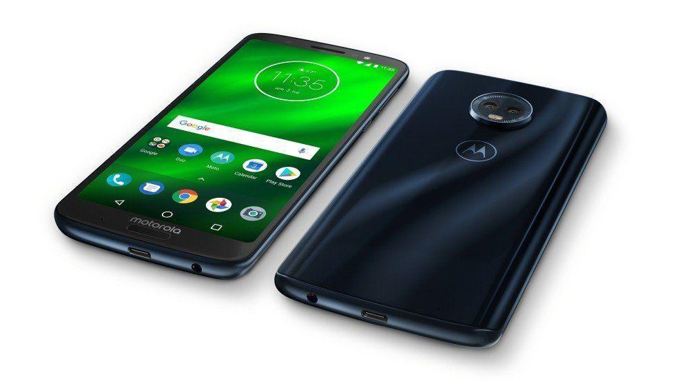 50cf68a724d Motorola anuncio y oficializo el nuevo Moto G6 Plus, un terminal que en  breve lo tendremos en Argentina comercializado por la Empresa Claro, ...