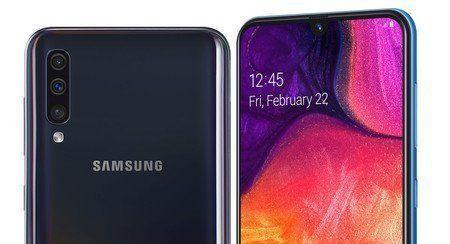 41c97407654 Samsung Galaxy A50, ficha técnica de características y precio