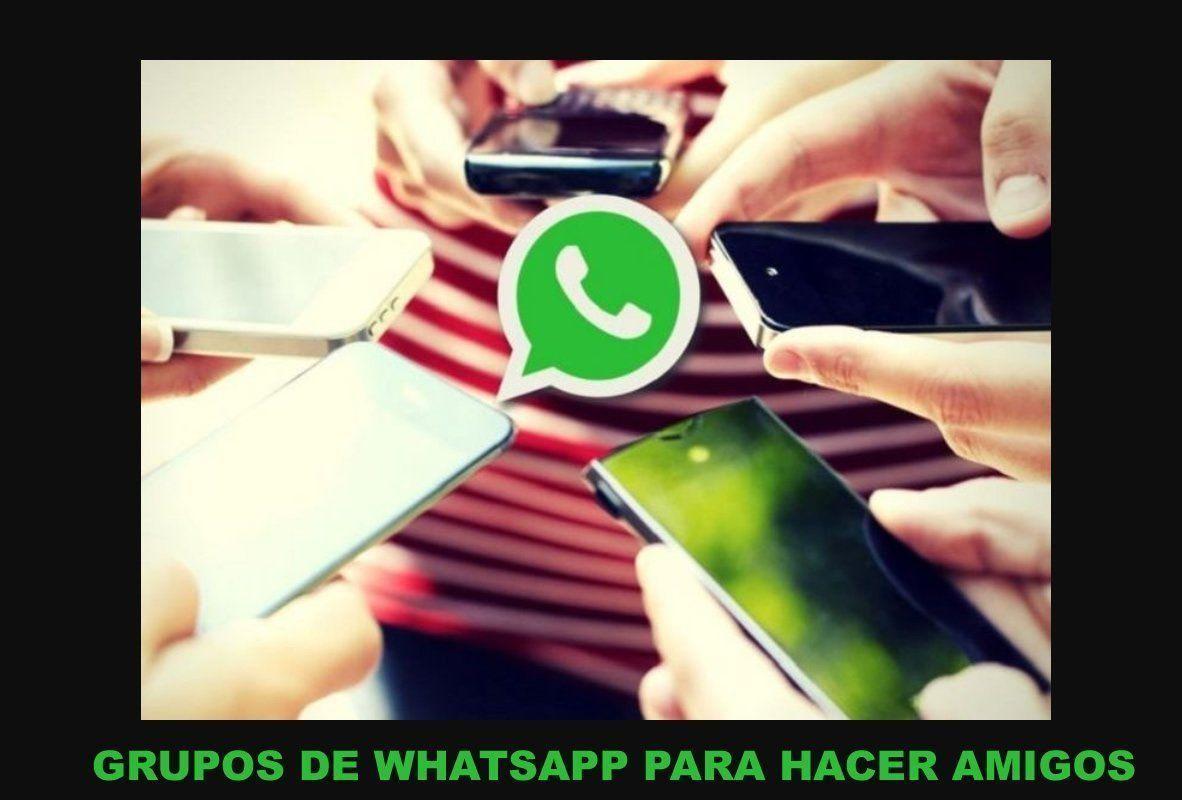 Grupo de WhatsApp para Conocer Chicos y Chicas 2021