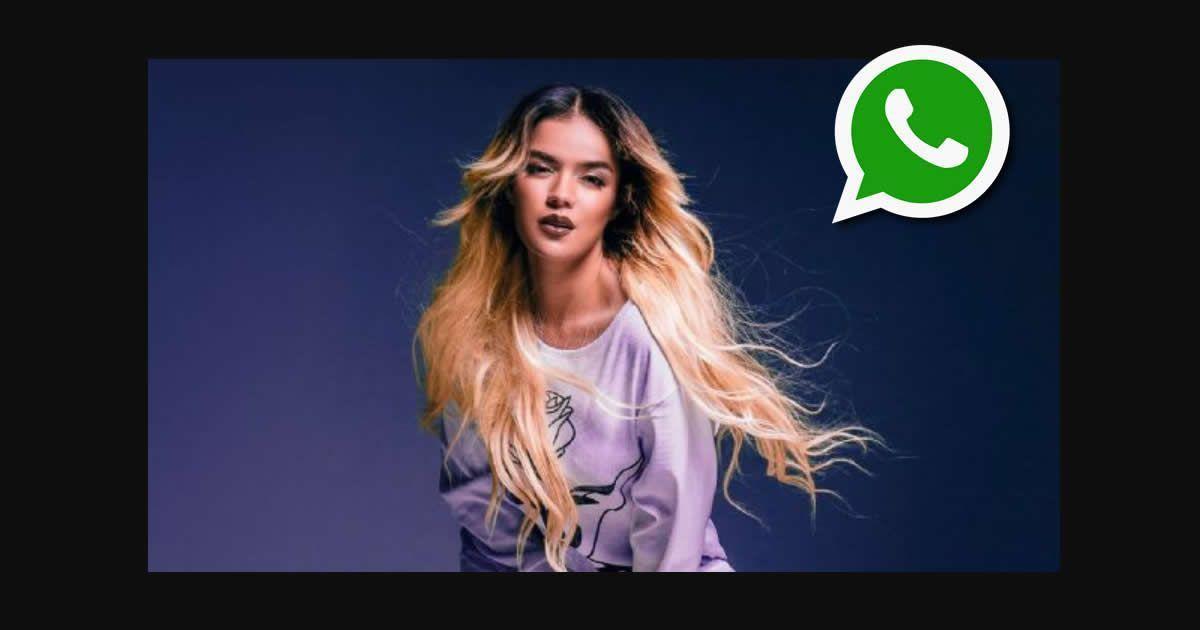 Karol G Whatsapp