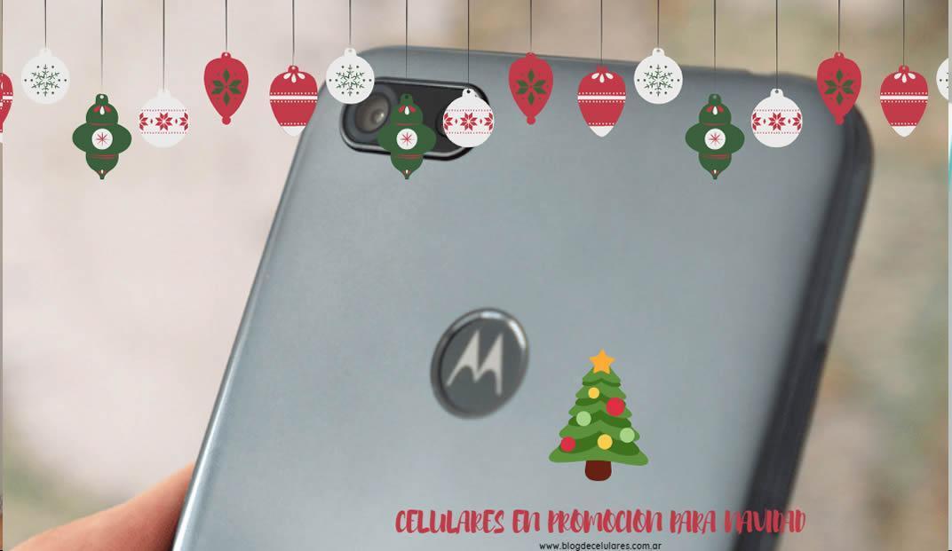 Moto E6 Play en Claro para Navidad