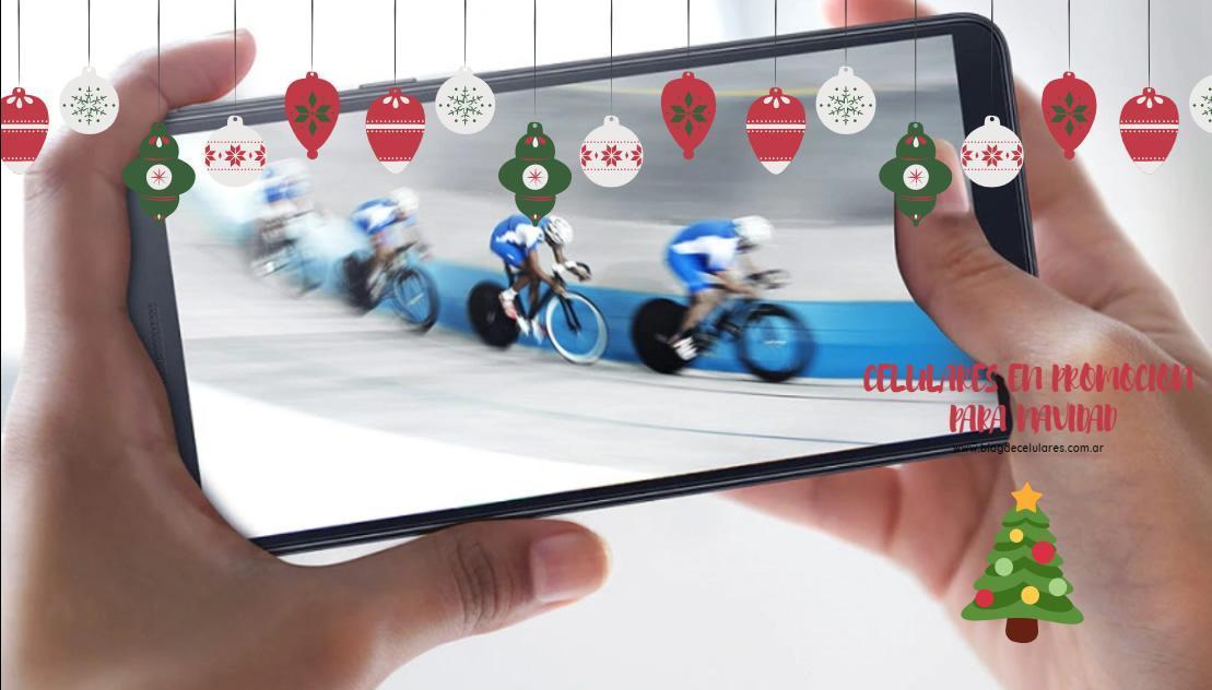 Samsung Galaxy A01 Core 16GB en Claro para Navidad