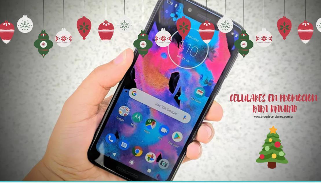 Moto G Play 7ma Gen en Claro para Navidad