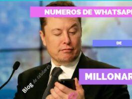 numeros y grupso de whatsapp de millonarios